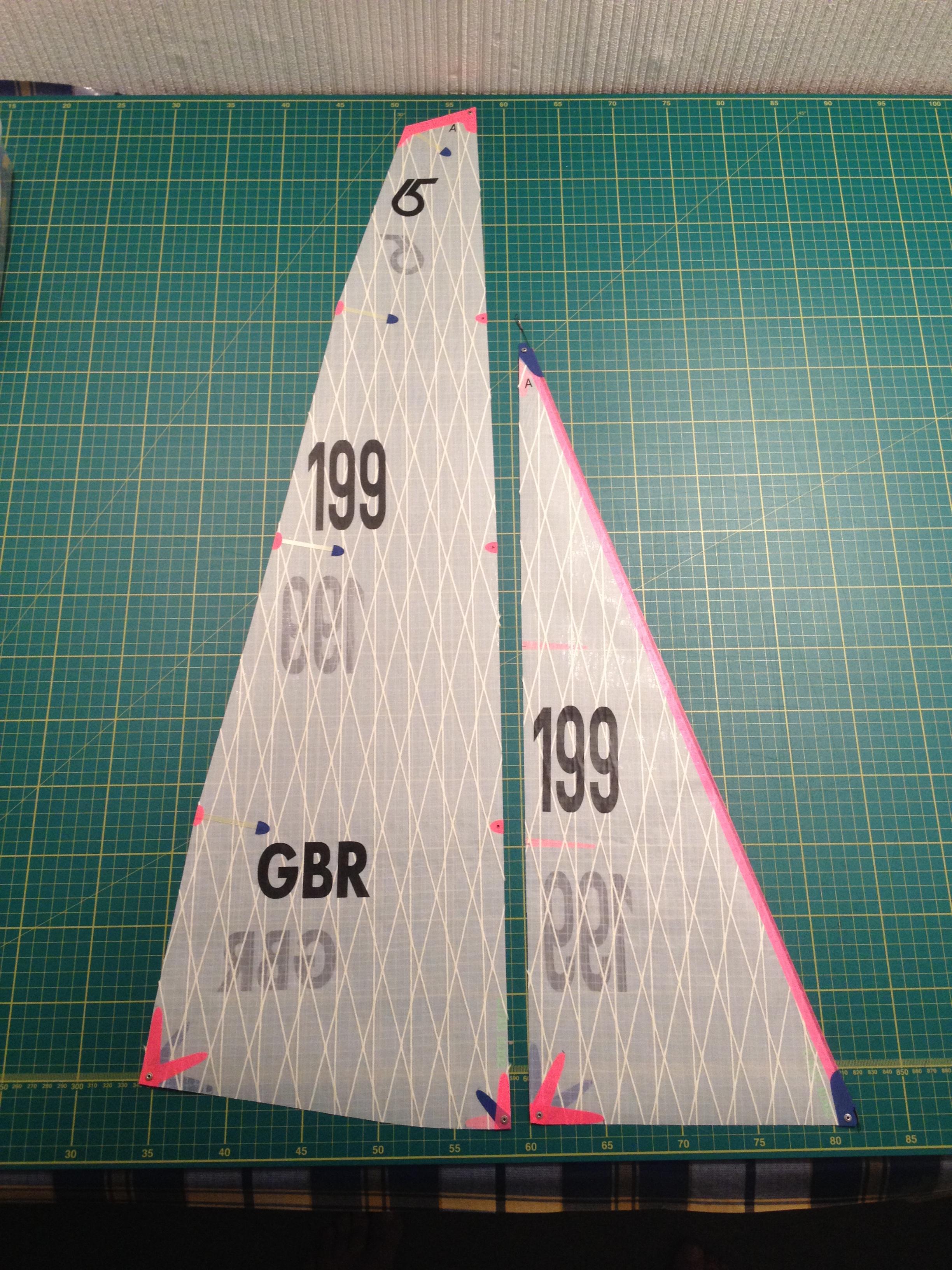 DF65 Sails – Laminate | Soch Sails
