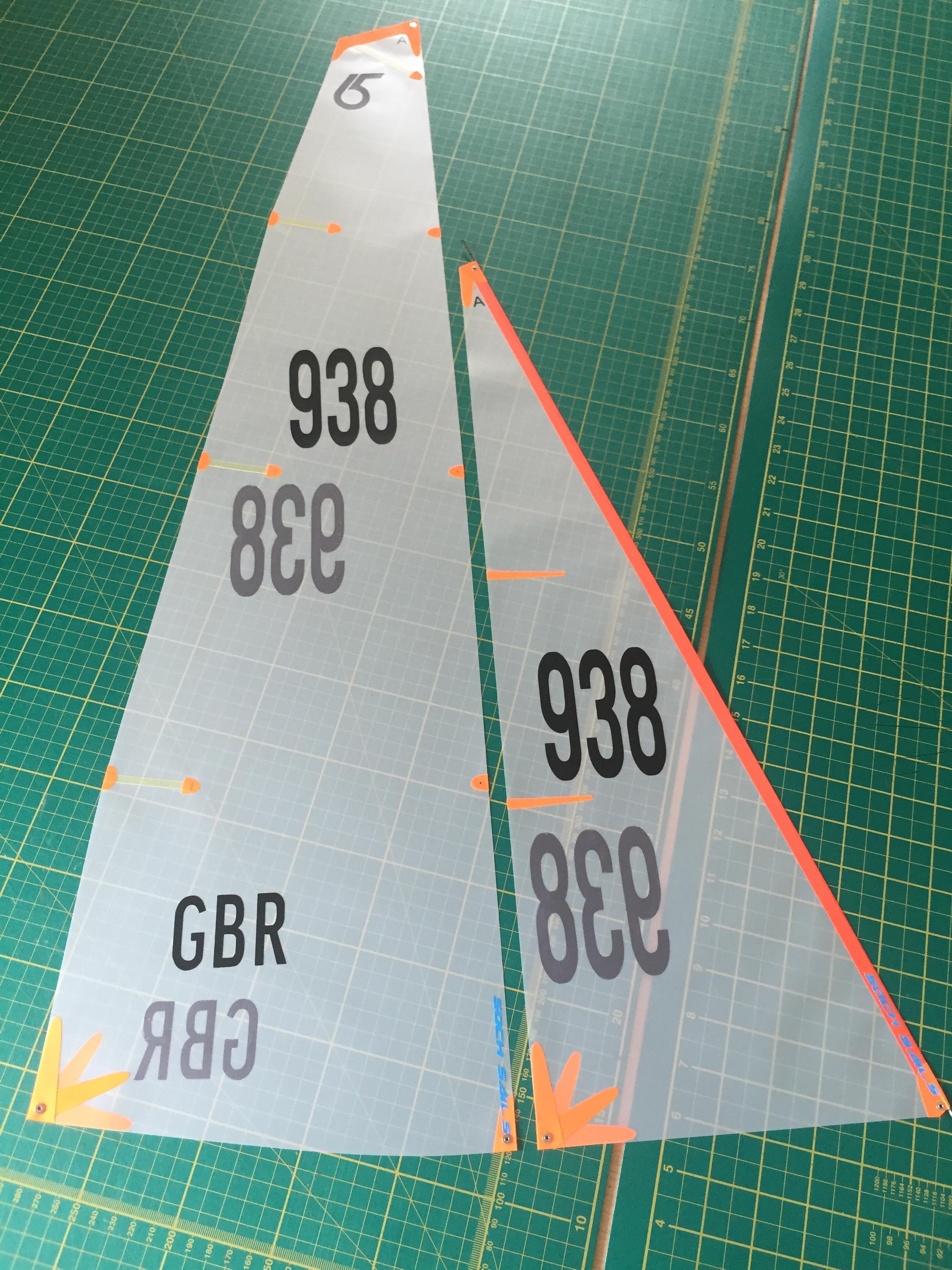 Sail Numbers | Soch Sails