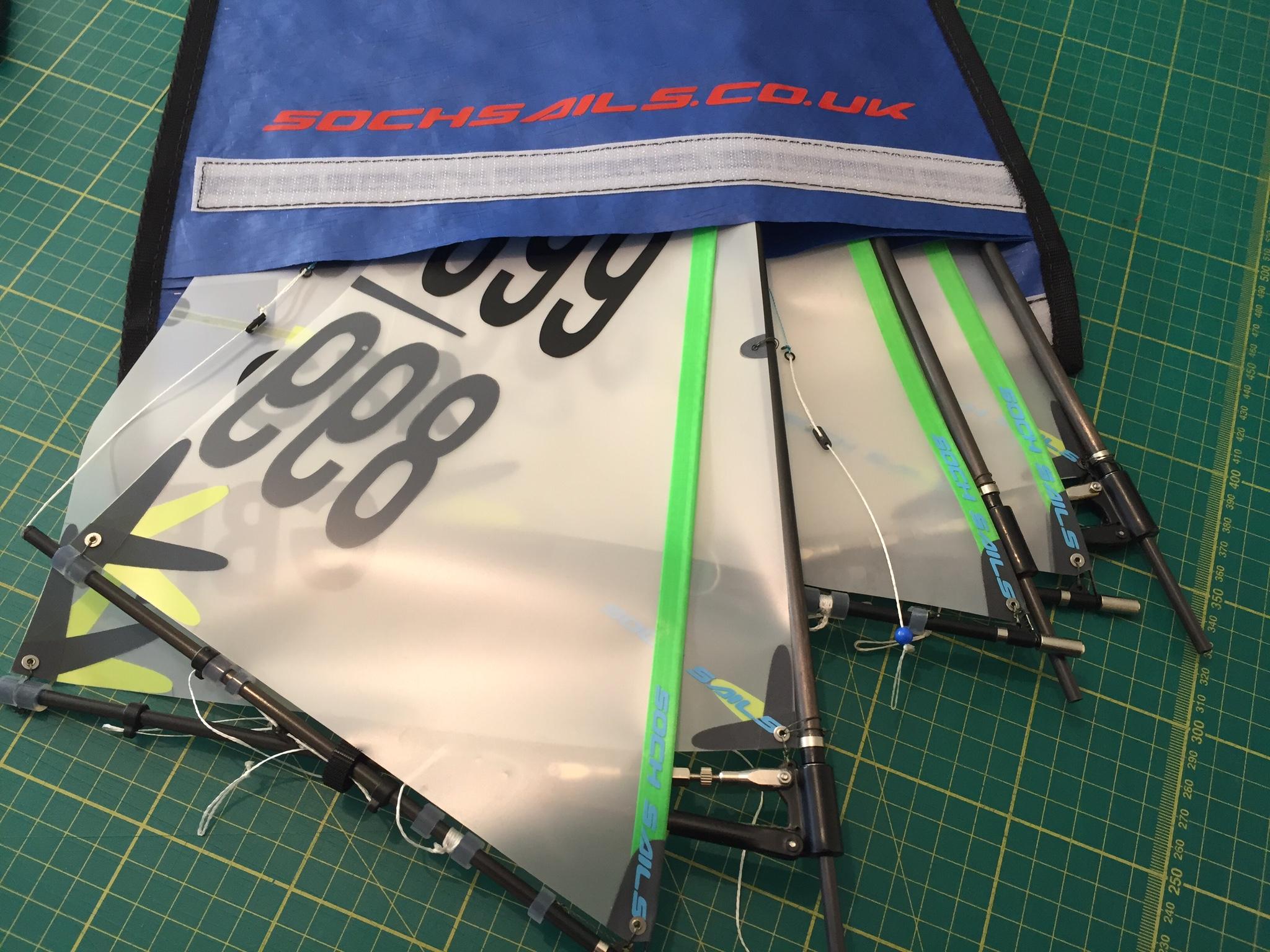 Rig Bags | Soch Sails